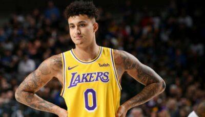 NBA – Les Lakers en discussion sur un trade autour de Kyle Kuzma !