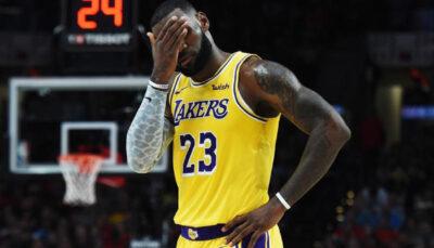 NBA – Dans le cauchemar, les Lakers perdent un autre joueur