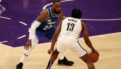 NBA – James Harden répond au message de LeBron James