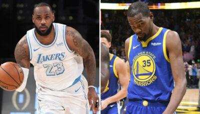 NBA – « KD ne serait jamais allé à Golden State sans LeBron  »