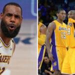 NBA – Le Big Three de fou furieux que les Lakers ont failli créer avec LeBron