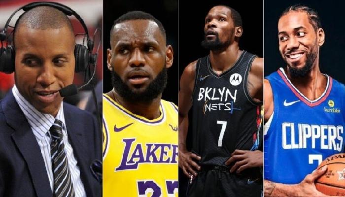 Reggie Miller voit encore LeBron James au dessus de Kevin Durant et Kawhi Leonard