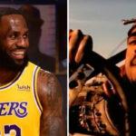 NBA – Le message cash de LeBron pour les 50 ans de Tupac