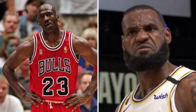 NBA – Une étude révèle le joueur le plus souvent désigné GOAT, LeBron et MJ snobés !