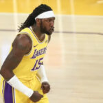 NBA/AEBL – Montrezl Harrell brise le panier et stoppe la soirée prématurément !