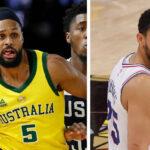 NBA – Ben Simmons snobe les JO, Patty Mills réagit cash