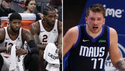 NBA – Le message de Kawhi et PG à Luka après la série