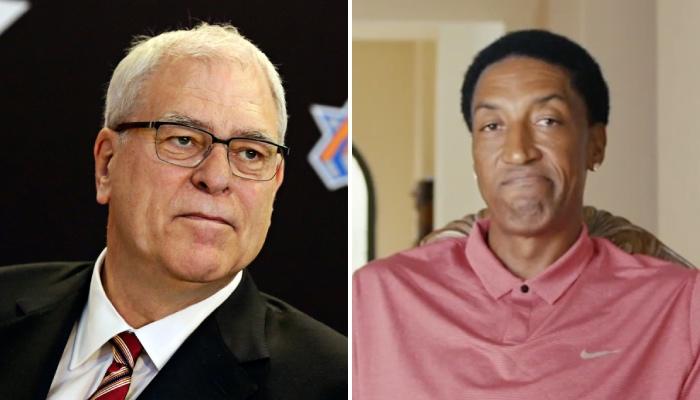 Scottie Pippen a accusé Phil Jackson de racisme !