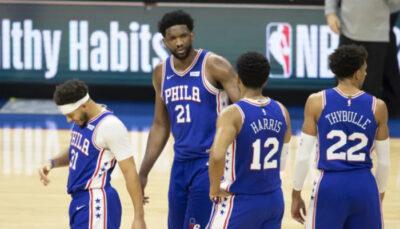 NBA – « Merci Atlanta d'avoir terminé les Sixers : Embiid est blessé physiquement et Simmons mentalement »