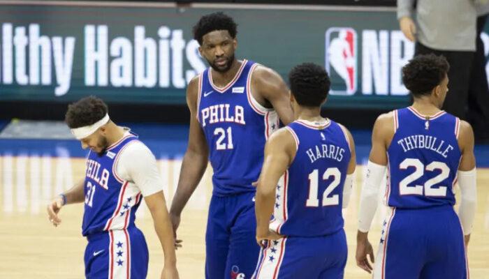 NBA Philly à terre, Skip Bayless réagit
