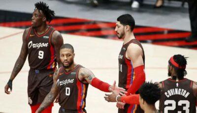 NBA – Les Blazers ont tranché l'avenir de Damian Lillard