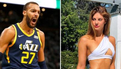 NBA Rudy Gobert défonce ses haters, Hannah réagit