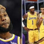 NBA – Un Laker a-t-il affiché son envie de départ sur les réseaux sociaux ?!