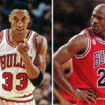 NBA – La caractéristique de Scottie Pippen qui rendait jaloux Michael Jordan