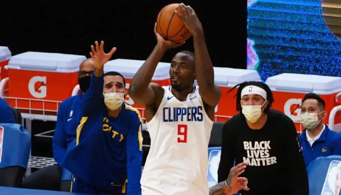 NBA Serge Ibaka aux Clippers