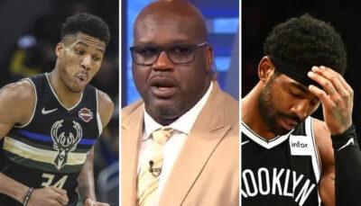 NBA – Shaq explique cash pourquoi les Nets vont se faire sortir par Milwaukee !