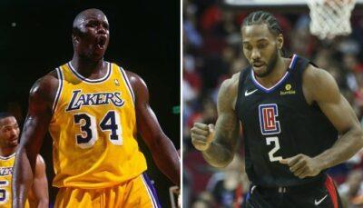 NBA – Kawhi Leonard fait du jamais vu depuis Shaquille O'Neal version MVP !