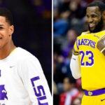 NBA – Le fils de Shaq recadre un immense hater de LeBron !