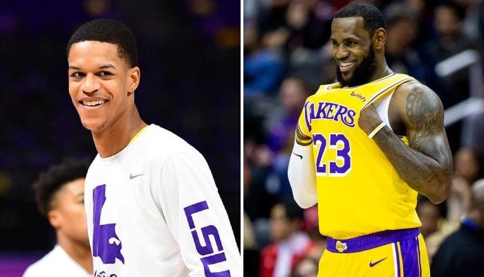NBA Shareef O'Neal défend le King