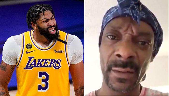 NBA Snoop Dogg déglingue AD