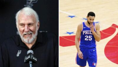 NBA – La réponse virale d'un joueur des Spurs à la folle rumeur Ben Simmons