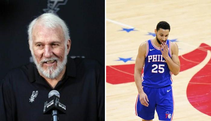 NBA Superbe réaction dun Spur à la rumeur Simmons