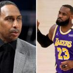 NBA – Smith dévoile où LeBron finira sa carrière selon lui