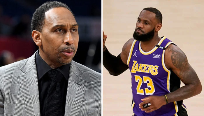NBA Stephen A Smith prédit l'avenir du King