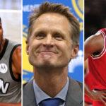 NBA – KD ou Jordan ? Kerr lâche un avis polémique