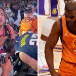 NBA – Le fan des Suns qui a saccagé les caïds des Nuggets révèle la vérité