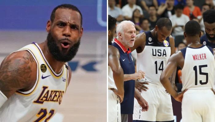 NBA La grosse Team USA qui pourrait être aux JO