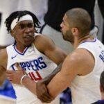 NBA – Le beau message de Nico Batum au héros des Clippers après la qualification