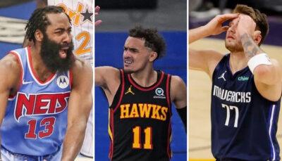 NBA – Une règle anti-Harden, Trae, Luka etc en approche !