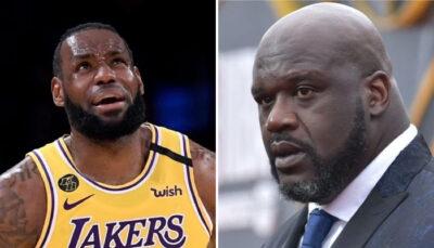 NBA – Shaq dégomme un All-Star : « N'évoquez pas son nom, jamais »