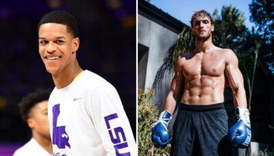 NBA – Le fils de Shaq envoie un message à Logan Paul !