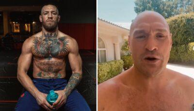 UFC – La story de Conor McGregor pour Tyson Fury après son gros KO