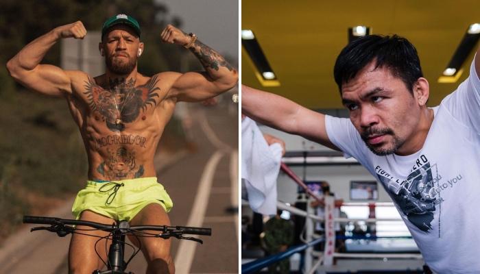 Le camp de Conor McGregor a porté plainte contre la légende Manny Pacquiao