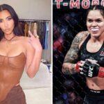 UFC – Dana White lance une rumeur folle sur Kim Kardashian, Amanda Nunes réagit cash !
