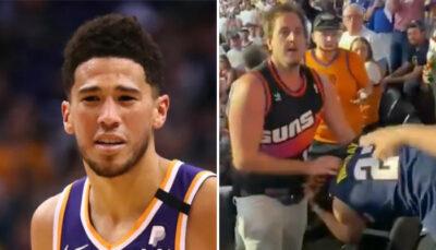 NBA – Bagarre dans les tribunes pendant Suns/Nuggets