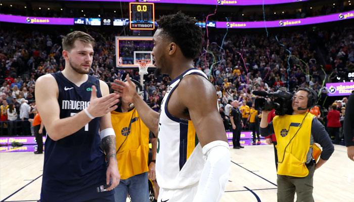« Donovan Mitchell est plus dur à défendre que Luka Doncic » NBA