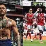 Conor McGregor à Arsenal ? Une star du club révèle le poste où il le ferait jouer