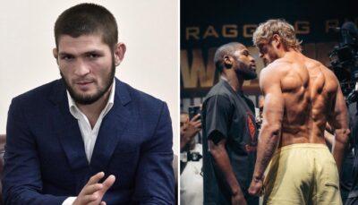 Fight – Khabib Nurmagomedov donne son avis cash sur le combat Mayweather/Logan Paul !