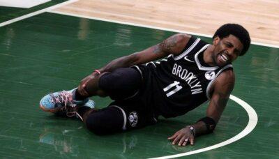 NBA – Un ancien Celtic disjoncte et choque après la blessure de Kyrie Irving