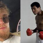 Fight – Jake Paul vole une photo iconique de Mohamed Ali… et se fait détruire !