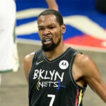 NBA – Sensationnel, Kevin Durant lâche une performance All-Time pour la victoire des Nets !