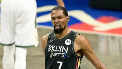 Sensationnel, Kevin Durant lâche une performance All-Time pour la victoire des Nets ! NBA