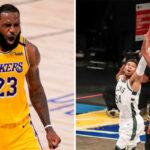 NBA – « Je ne suis pas le meilleur du monde, LeBron l'est toujours »