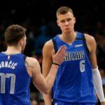 NBA – La phrase assassine d'un journaliste sur Porzingis et Luka