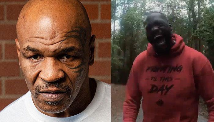 Mike Tyson choqué par une vidéo de Deontay Wilder