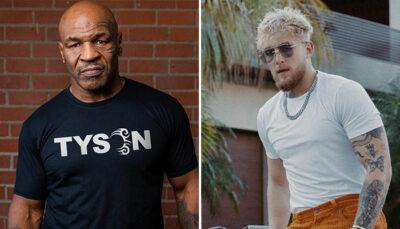 Fight – La rumeur dingue sur Jake Paul et… Mike Tyson !